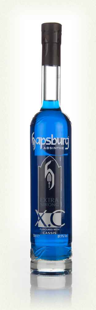 Hapsburg Absinthe XC - Cassis
