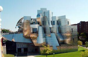 Het Weisman Art Museum in Minneapolis