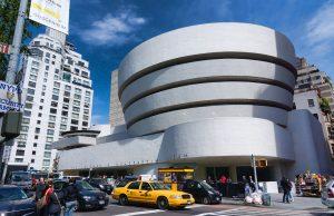 Solomon R. Guggenheim Museum, Beroemdste architecten van de laatste 100 jaar (top 10)