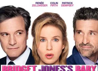 Best bezochte film Nederland 2016 is Bridget Jones's Baby