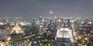 Best bezochte stad ter wereld 2016 was Bangkok