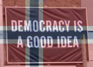 Beste democratie ter wereld is Noorwegen, de top 167
