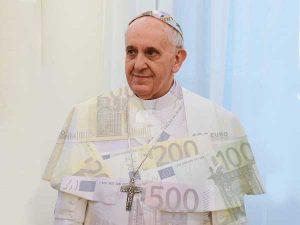 Wat verdient een politicus, paus of president?