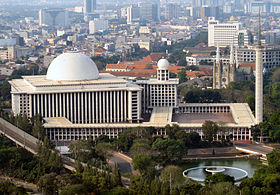Istiqlal moskee