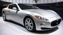 Snelste auto 2019 nu op de markt - Maserati GranTurismo