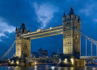 Meest bijzondere ophaalbrug is de Tower Bridge in Londen