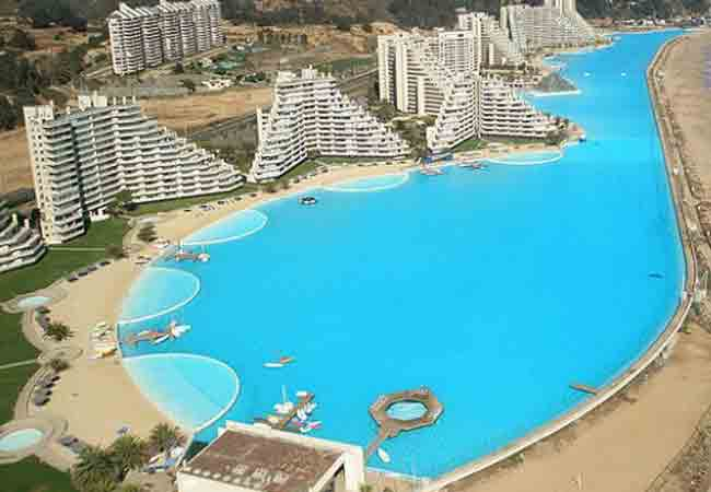 Mooiste zwembaden ter wereld (2x een top 10, met film)