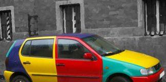Populairste autokleur is wit