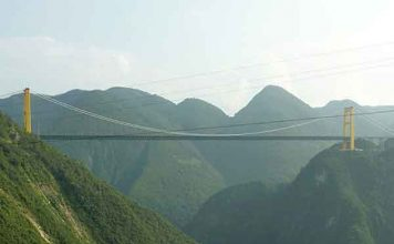 Sidu River Bridge