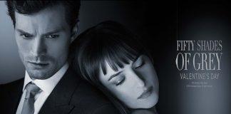 Fifty Shades of Grey is de meest sexy film van de laatste vijf jaar