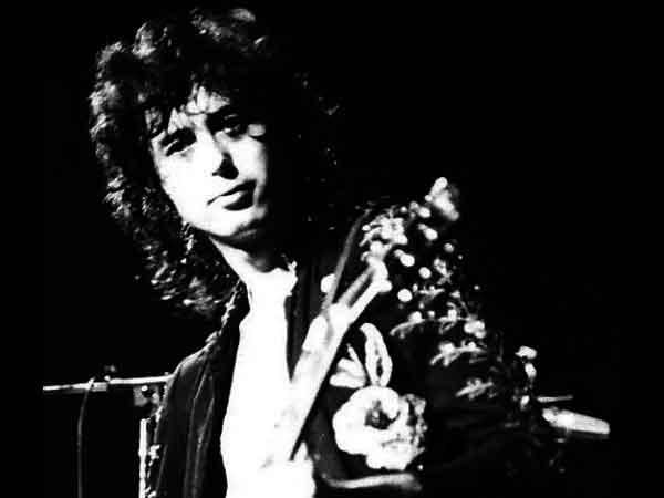 Beste gitaar solo aller tijden volgens Guitar World is van Jimmy Page
