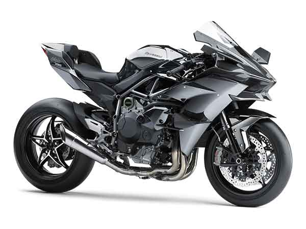 Snelste motor 2017 is de Kawasaki H2R met 400 kilometer per uur