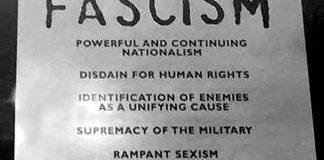 Waarschuwingssignalen dat Fascisme op komst is