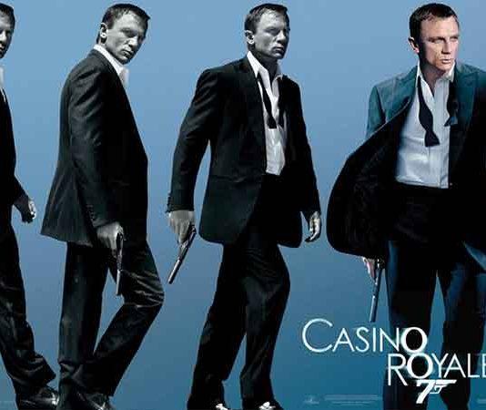 Beste James Bond Film aller tijden is Casino Royale