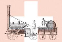 Beste land om met de trein te reizen is Zwitserland