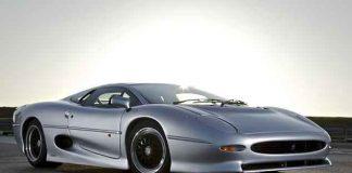 Jaguar XJ220, De belangrijkste Jaguars volgens The Telegraph