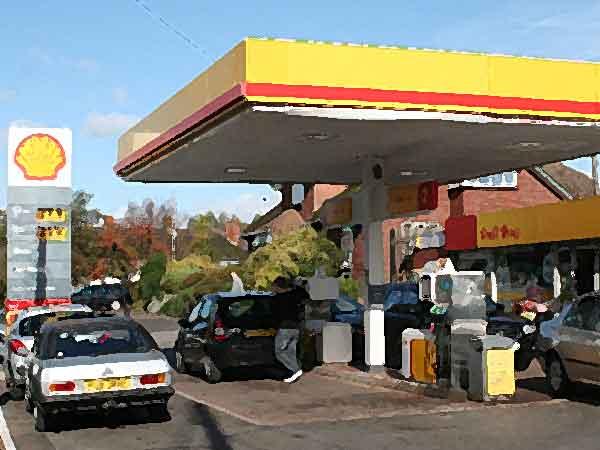 Diesel is schoner dan benzine