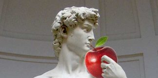 Mannen die groente en fruit eten ruiken lekkerder volgens vrouwen