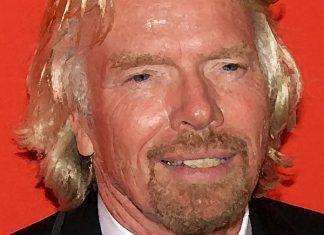 Richard Branson - Succesvolle mensen die nooit hun school hebben afgemaakt