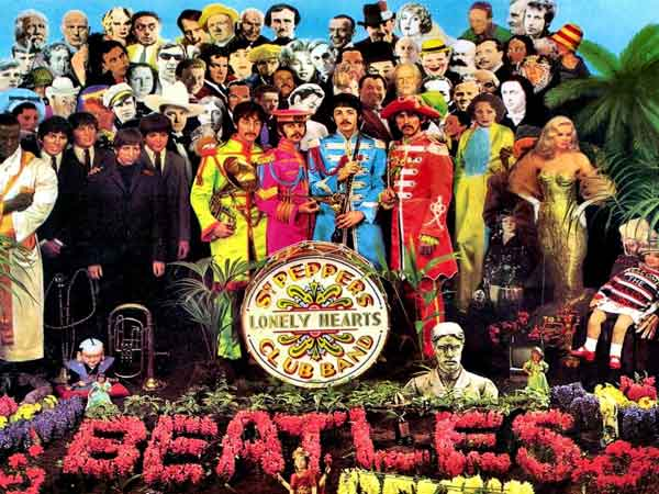 Beste album aller tijden is Sgt. Pepper's Lonely Hearts Club Band van The Beatles (Top 500)
