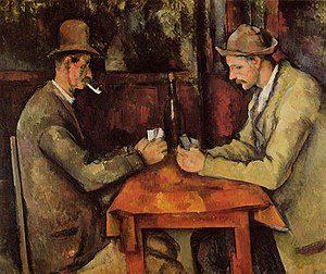 Paul Cézanne: De kaartspelers
