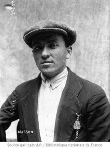 Emile Masson in 1919