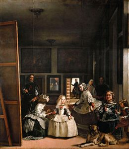 Diego Velázquez - Las Meninas - De Hofdames