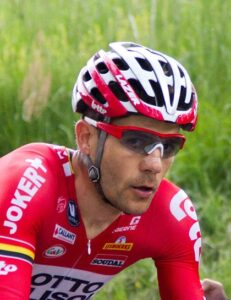 Maxime Monfort in de Giro van 2014