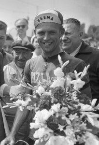 Noël Foré in 1956