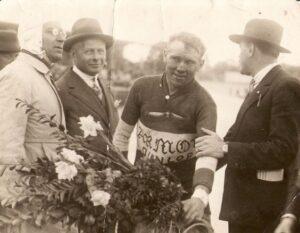 Vervaeke wint de GP Wolber 1928, 23 september 1928