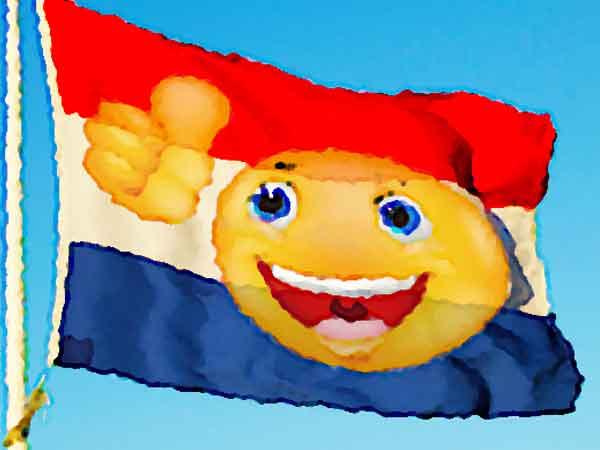Nederland in vergelijking met de rest van de wereld