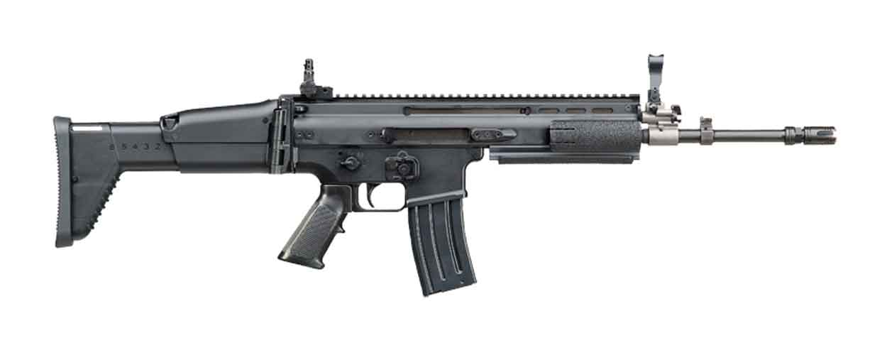 FN SCAR - 2009