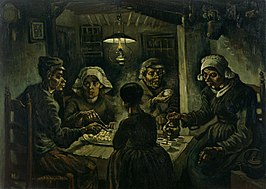 Aardappeleters - Vincent van Gogh
