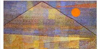Bekendste Duitse schilder is Paul Klee