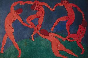 Henri Matisse - De Dans