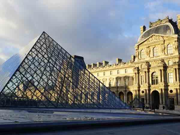 Grootse museum ter wereld is het Louvre