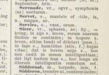 Meest gebruikte Latijnse woorden en uitdrukkingen