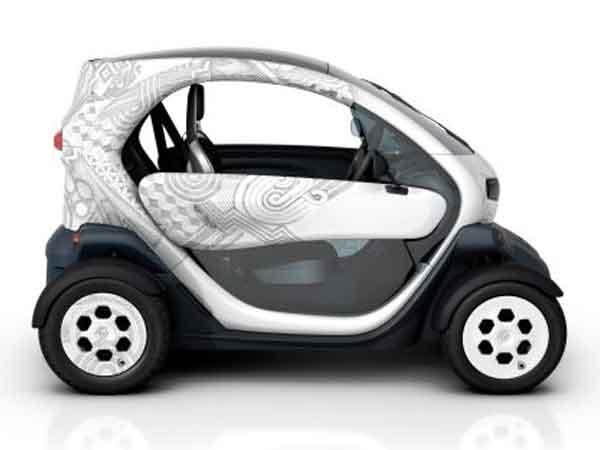 Renault Twizzy