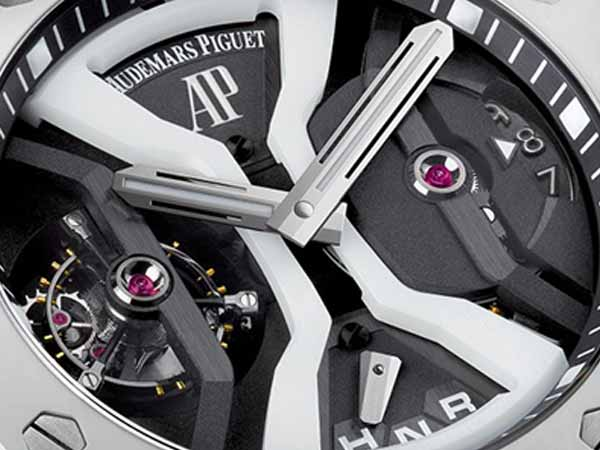 Audemars Piguet Royal Oak Concept GMT Tourbillion