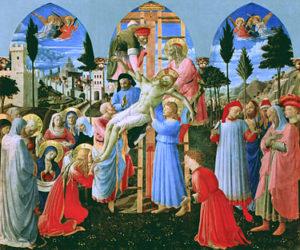 Fra Angelico - Kruisafneming