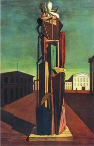 Giorgio de Chirico - Il grande metafisico (1917)
