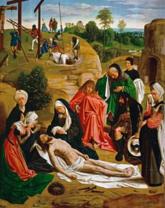 Giotto di Bondone - Bewening van Christus van Geertgen tot Sint Jans
