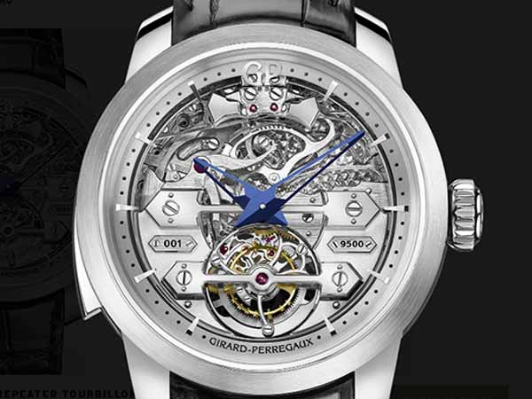 Girard-Perregaux Bridges Minute Repeater