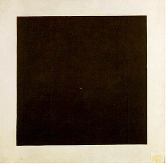 Kazimir Malevitsj - Zwart vierkant