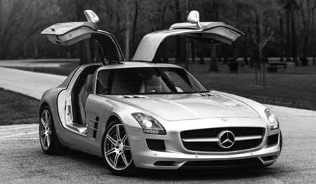 Mooiste Mercedes aller tijden is 300SL Gullwing – De top 25