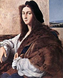 Portret van een jongeling - Rafael