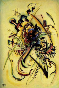 Vers la voix inconnue (1916) - Wassily Kandinsky