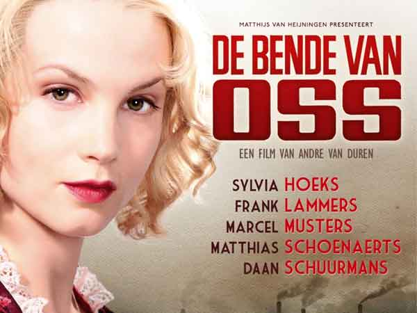 Films, series en televisieprogramma's over Nederlandse criminaliteit