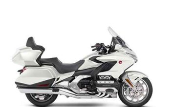 Beste tourmotor van 2018 — Honda Gold Wing Tour