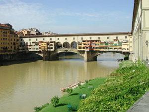 Beroemdste bruggen ter wereld: Ponte Vecchio